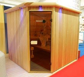 Produzione artigianale di saune finlandese e saune infrarosso - Hydrius Sauna