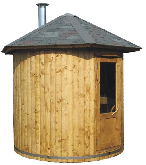 Saune da giardino idee di design per la casa - Saune da casa prezzi ...