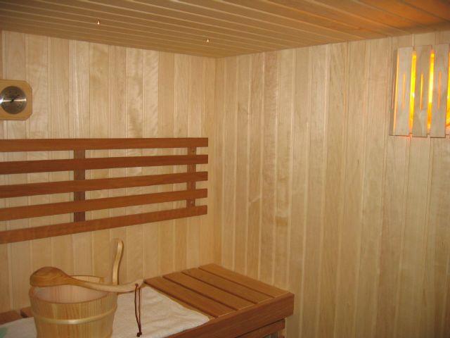 Saune finlandese - saune da appartamento - saune per centro benessere e hotel
