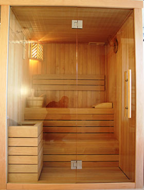 Elegant sauna casa with sauna casa for Sauna in casa