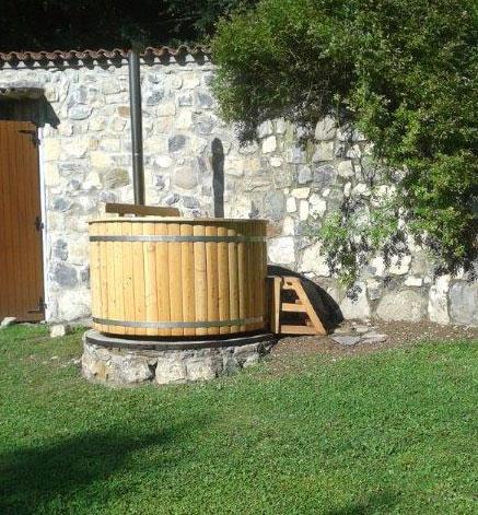 hot tubs spa scandinave per giardino hydrius saune