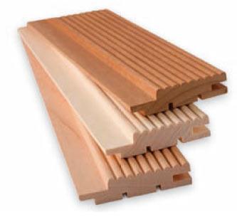 Legno per sauna cura della pelle for Costruire una sauna