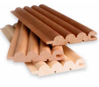 Vendita saune tipo di legno betulla - Divanetto in legno per esterno ...