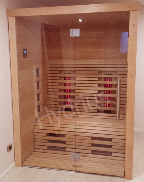 Saune infrarossi produzione – Cura della pelle